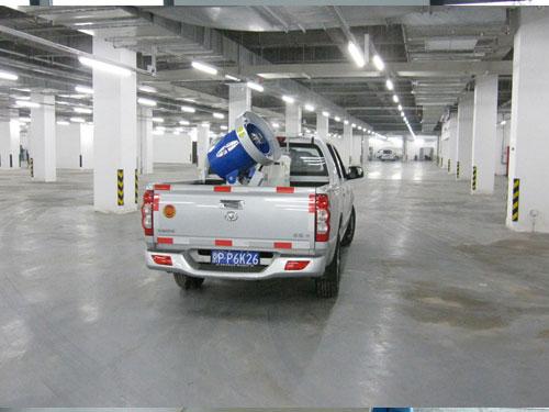东方汉诺【北京灭虫公司】地下车库灭苍蝇