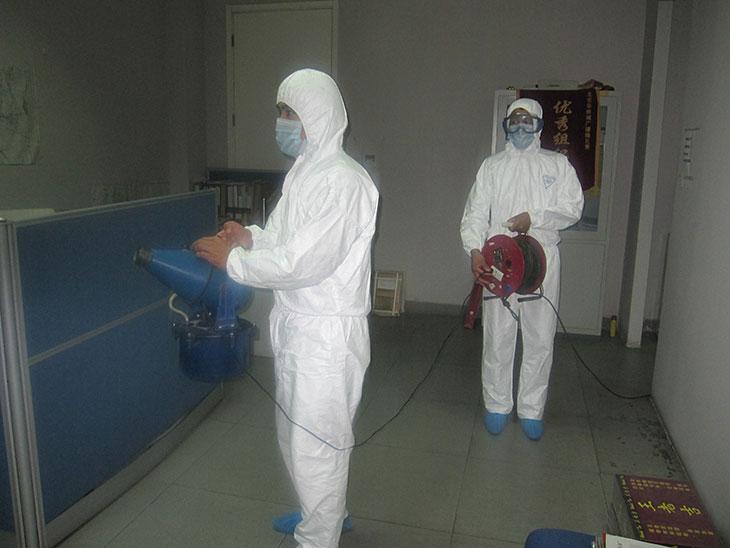 【北京专业消毒公司】东方汉诺